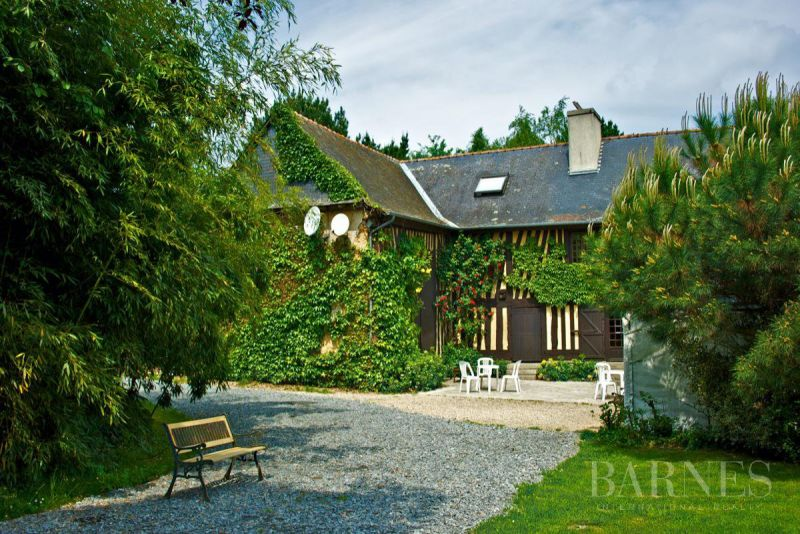 10 minutes from the north entrance of Rennes, exceptional property of almost 500 m² and its park of 1.6 ha
